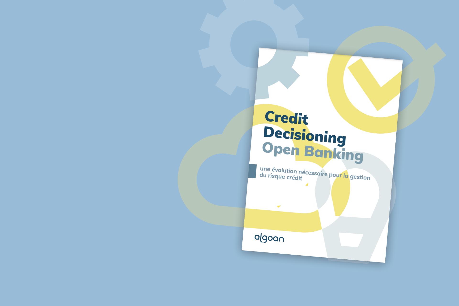 Credit decisioning open banking